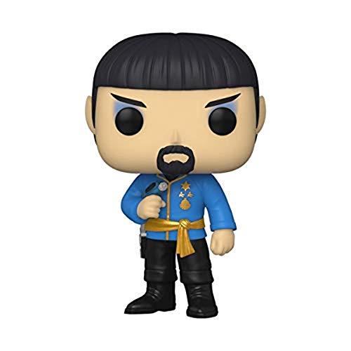 Spock Mirror Figurine