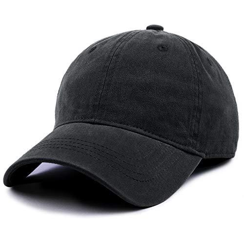FURTALK Unisex Baseballkappe Verstellbare Sport Baseball Cap Beige Baseballmütze für Damen