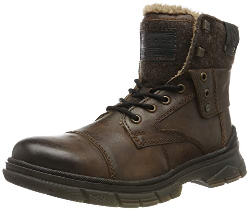 bugatti Herren 321793513200 Klassische Stiefel, Braun, 42 EU