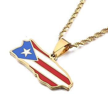 Best puerto rico necklace Reviews