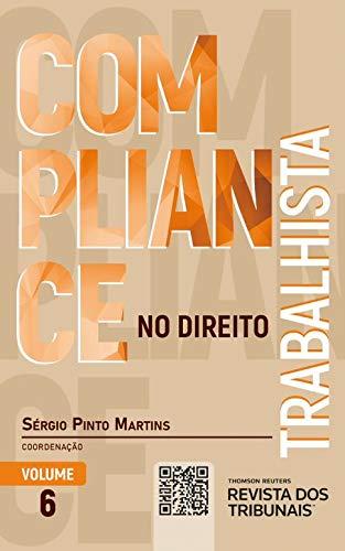 Compliance No Direito Trabalhista Volume 6