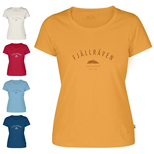 FJÄLLRÄVEN dames Trekking Equipment T-shirt W Trekking Equipment T-shirt W