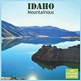 Idaho Mountainous Calendar 2022: Official US State Idaho Calendar 2022, 16 Month Calendar 2022