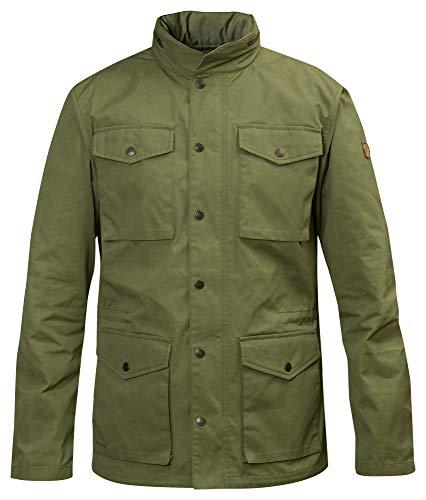 FJÄLLRÄVEN Räven Jacket M Veste de Sport Homme Green FR: XL (Taille Fabricant: XL)