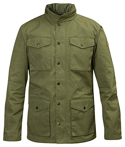 Fjallraven - Men's Räven Jacket, Green, M