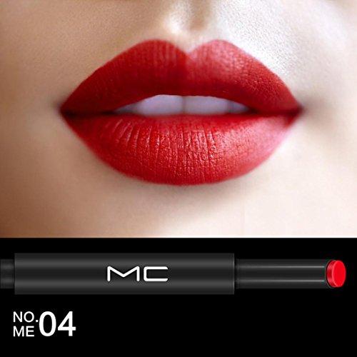 8 Colores Profesional Mate Pintalabios de Maquillaje Larga Duracion para Niñas por ESAILQ Y