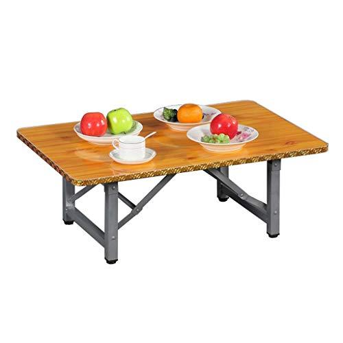 O&YQ Gateleg Tisch/Klapptisch Klapptisch Rechteckiger Esstisch Haushalt Tatami Table Bay Window Table Short Table