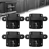 StarONE 4Pcs Truck Bed Tie Down Anchor Boxlink Cleats & Plates for Ford 2015-2020 F150 F250 F350 & Raptor