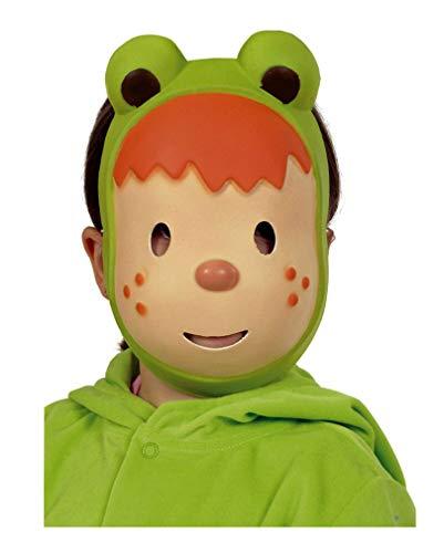 Horror-Shop Masque Cotoons Frog enfant