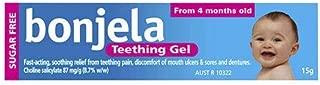 Bonjela Teething Gel Fast Acting 15g