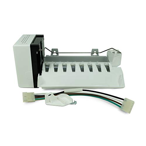EvertechPRO 2198597 Icemaker Replacement for Whirlpool Refrigerator W10122502 626663 1016069 2198678