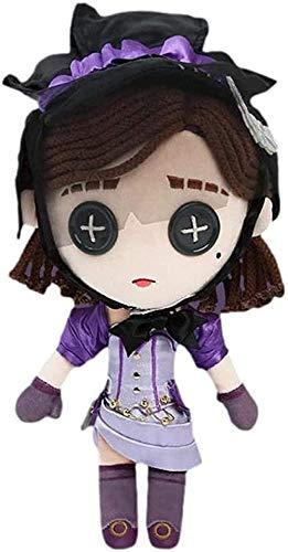 NC518 Juego de rol de la Serie Dress Up para Identity V: Perfumista/Vera Nair Plush Doll Bonito Regalo de Felpa para niños