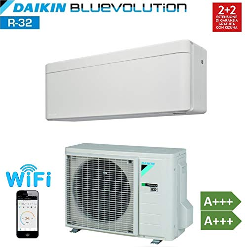 Climatizzatore Inverter Daikin 12000 Btu STYLISH FTXA35AW A+++ Gas R-32