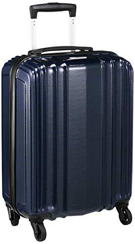 [ワールドトラベラー] スーツケース ババロ ブランド史上最軽量モデル 新素材「PCファイバー」採用 2.3kg 30L 06621 機内持ち込み可 46 cm ネイビー