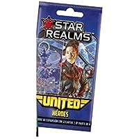Devir Star Realms United: Heroes - Expansión Juego de Mesa [Castellano]