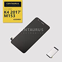 Replacement for LG K4 2017 / Phoenix 3 AT&T M150 / Fortune M153 / Risio 2 M154 / LCD Replacement Display Touch Screen Digitizer (NO Frame)