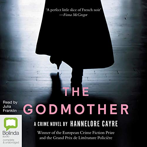The Godmother audiobook cover art