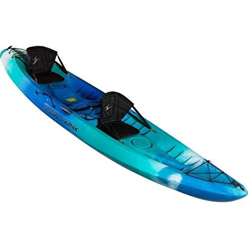Ocean Kayak Malibu Two XL Tandem Kayak (Seaglass, 13 Feet 4 Inches)