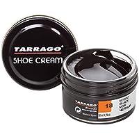 Tarrago Shoe Cream 50ml, Crema Recolorante y Nutriente para Calzado y Prendas de Cuero
