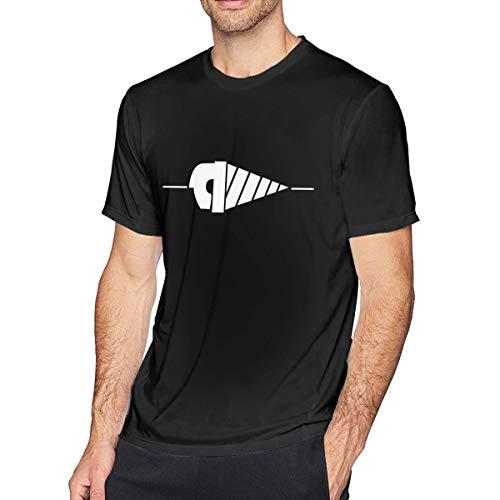 Anime & Gurren Lagann - Core Drill Classic Short Sleeve T Shirts for Men Black