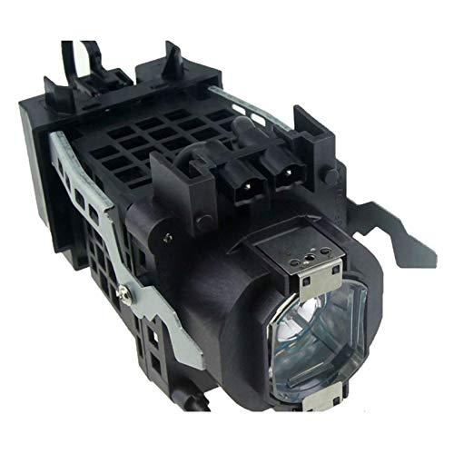 Para XL2400 XL-2400 compatible con Sony KDF-46E2000 KDF-50E2000 KDF-50E2010 KDF-55E2000 KDF-E42A10 foco de lámpara de proyección con carcasa de repuesto