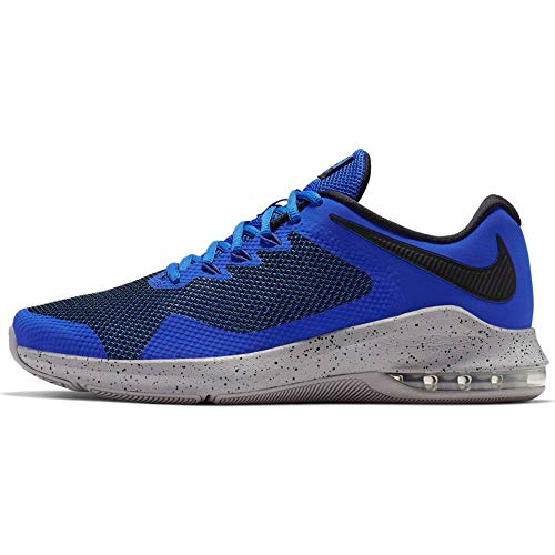 Nike Air Max Alpha Trainer Men's Cross Training Shoes Size US 10 M Game Royal Black Gray