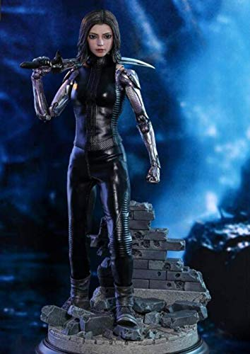 1/6 Personaggio Cinematografico E Televisivo Alita Battle Angel, Gun Dream Action Figure 12 Pollici Scultura Testa + Corpo + Abbigliamento + Arma