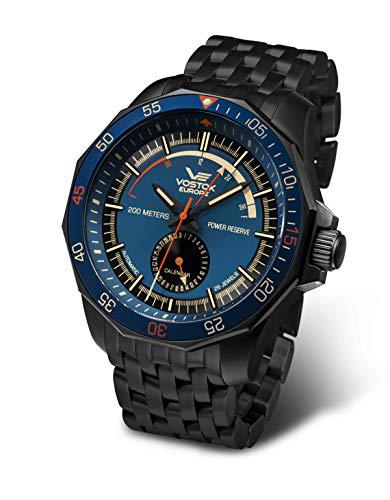 Vostok Europe Reloj para Hombre NE57-225C564-B