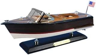 Hampton Nautical  Chris Craft Runabout Speedboat, 14