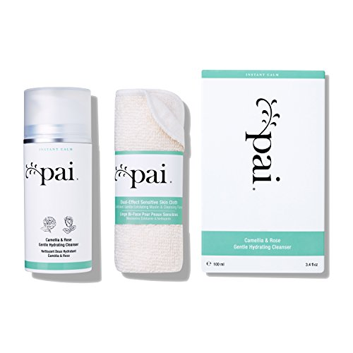 Pai Skincare Camellia & Rose Gentle Hydrating Cleanser Para Piel Sensible (Orgánico) 100Ml