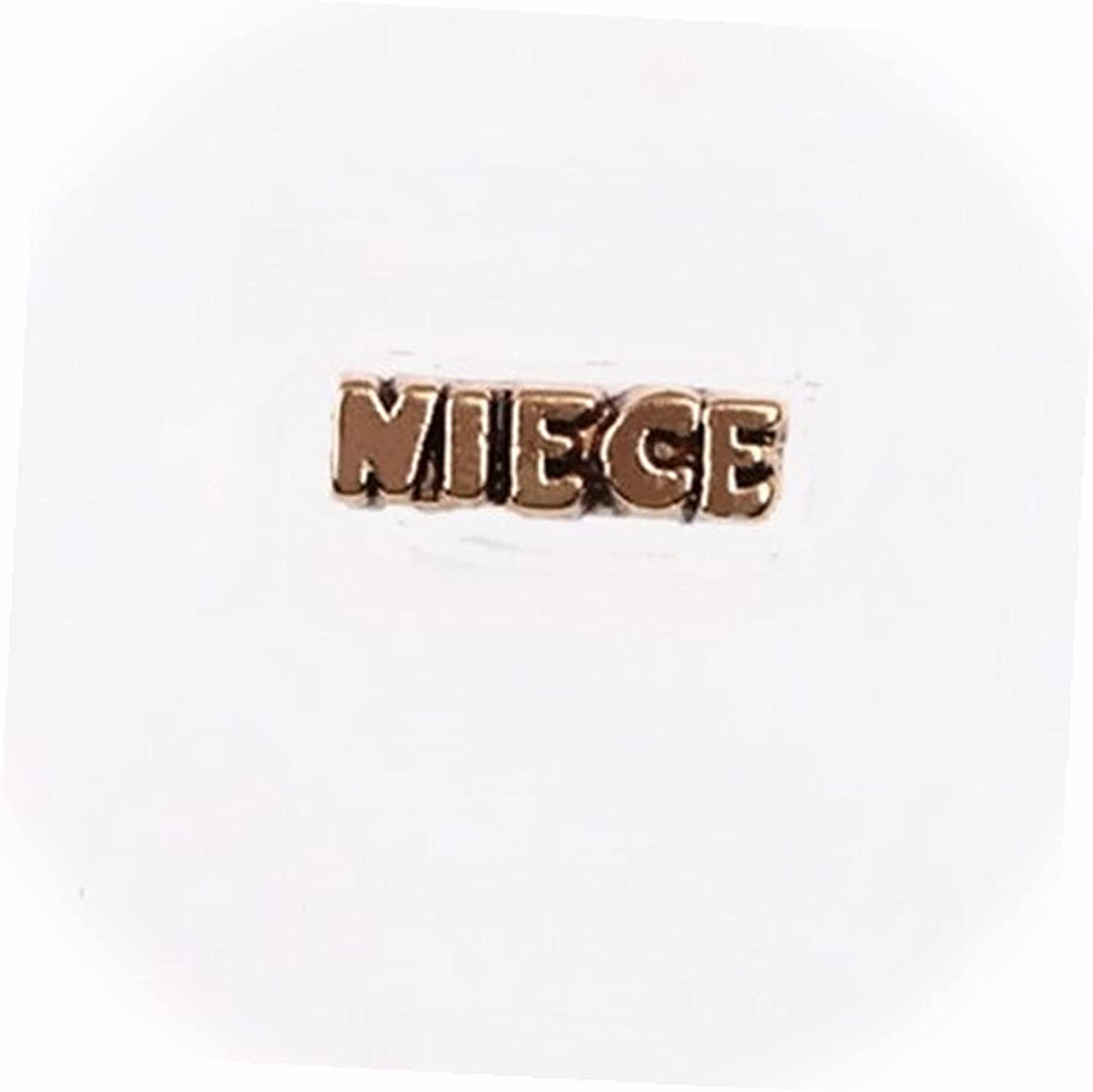 New Max 57% OFF Niece Gold Floating Charm for Memory 1 Locket CR0027CO Piece sold out