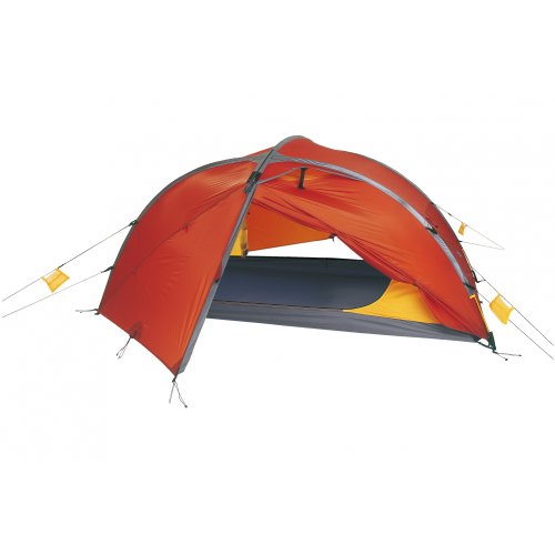 Exped Venus II Extreme tunnel tent terracotta orange