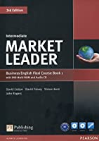 Market Leader Intermediate (3E) Coursebook with Practice File A with DVD-ROM and Audio CD