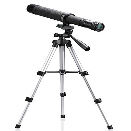 For Sale! Monocular Collapsible Captain's Telescope, Adjustable Push-Pull Handheld Waterproof Monocu...