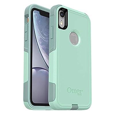 OtterBox COMMUTER SERIES Case for iPhone XR - Retail Packaging - OCEAN WAY (AQUA SAIL/AQUIFER)