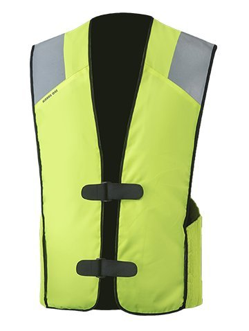 MotoAir Airbag One Motorcycle Airbag Vest High Visibility