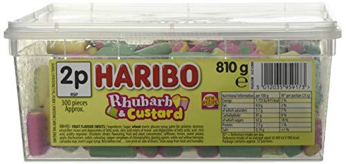 Haribo Rhubarb & Custard Candy P...