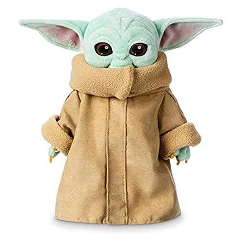 Baby Yoda Plüschtiere Krieg der Sterne Spielzeuge für Kinder 29cm