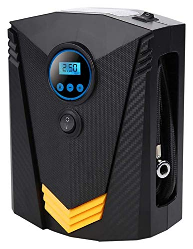 Inflador de neumáticos de coche digital de 12 V para todos los neumáticos Compresor de aire portátil Bomba de neumáticos de coche Herramienta de aire automática Bomba de aire eléctrica Inflado de neum