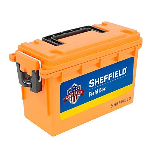 Sheffield 12630 Field Box, Pistol, Rifle, or Shotgun Ammo...