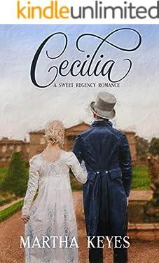 Cecilia: A Sweet Regency Romance (Families of Dorset Book 3)