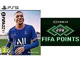 FIFA 22 [Playstation 5] + FIFA 22 Ultimate Team - 1050 FIFA Points | PS4/PS5 Código de descarga - Cuenta española