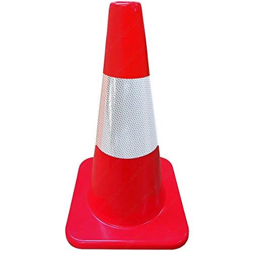 traffic cones reflective collars - 5