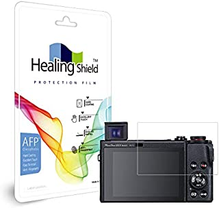 2pc Healingshield Screen Protector Oleophobic AFP Clear Film Compatible for Canon EOS-RP