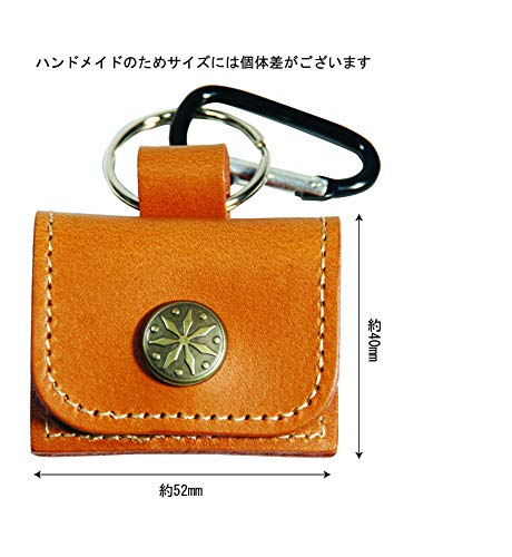 Daikingcorporation『日本製本革ピックケースキャメル』
