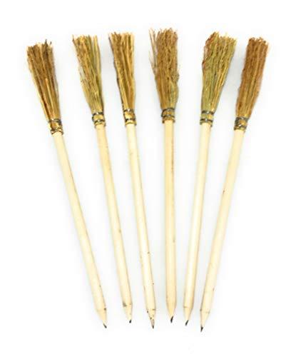 Mendi 6 Bleistifte Natur