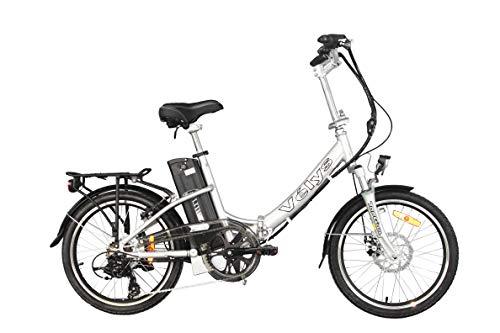 Velys - Vélo électrique Pliant Premium 37 V 12 Ah Roues de 20 Pouces - 80 Km d'autonomie