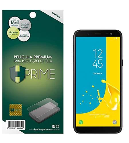 Pelicula Hprime invisivel para Samsung Galaxy J6, Hprime, Película Protetora de Tela para Celular, Transparente