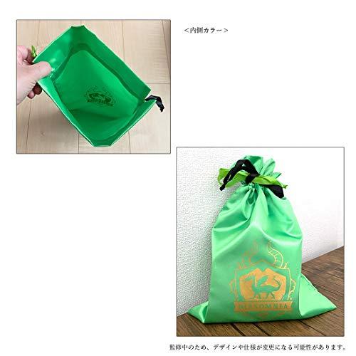 【予約販売】ツイステッドワンダーランド サテン巾着 ディアソムニア APDS5500_2
