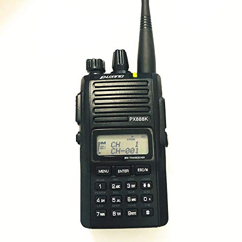 PUXING PX 888K Dual Band VHF 136–174& UHF 400–480MHz Amateur–Walkie Talkies Radio Dispositivos